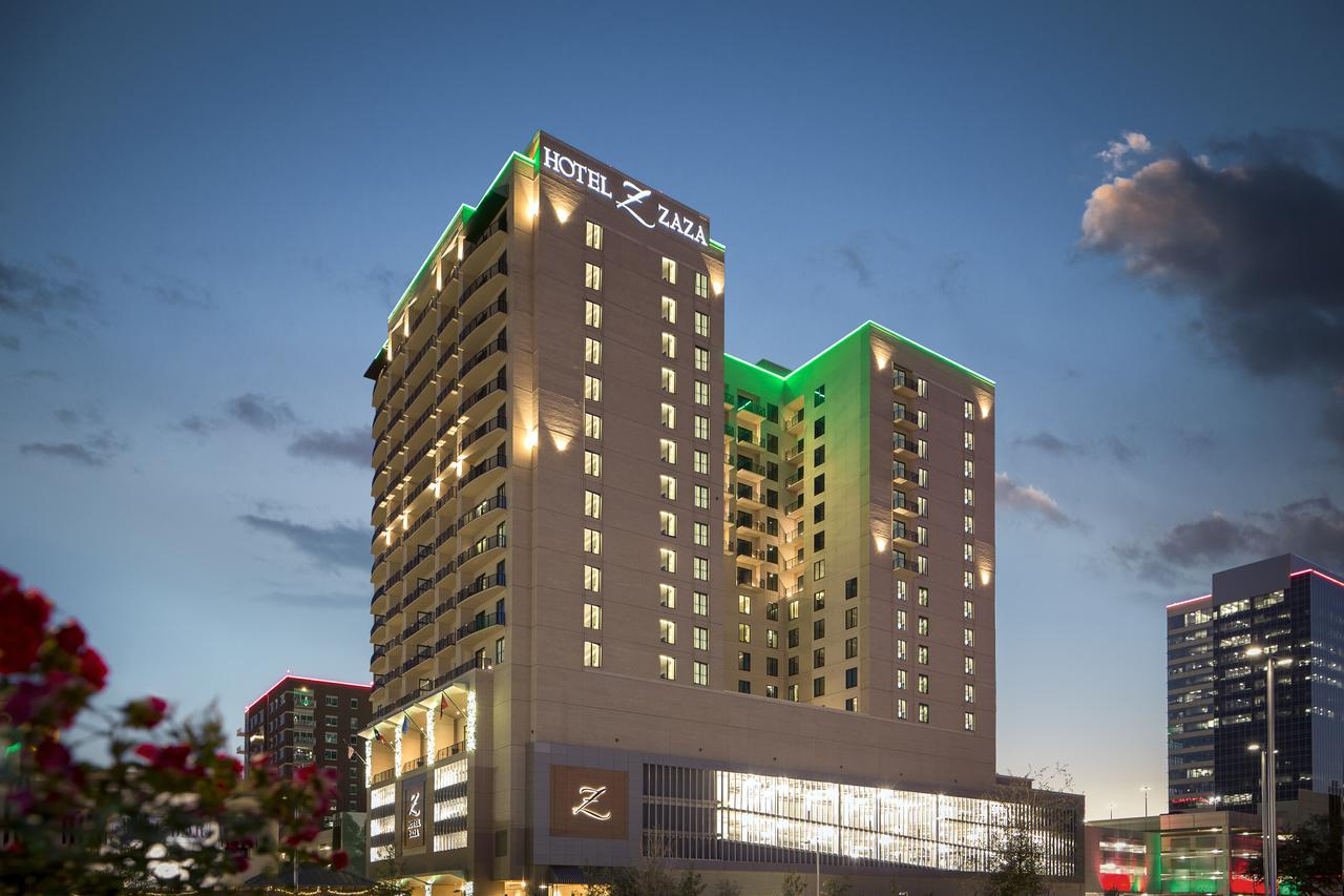Hotel Zaza Houston Memorial City, Tx - Booking - Map Of Hotels In Houston Texas