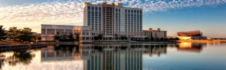 Map Of Hotels Near Fort Worth Texas Convention Center