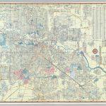 Houston Street Map   Carte De Rue De Houston (Texas   Usa)   Street Map Of Houston Texas