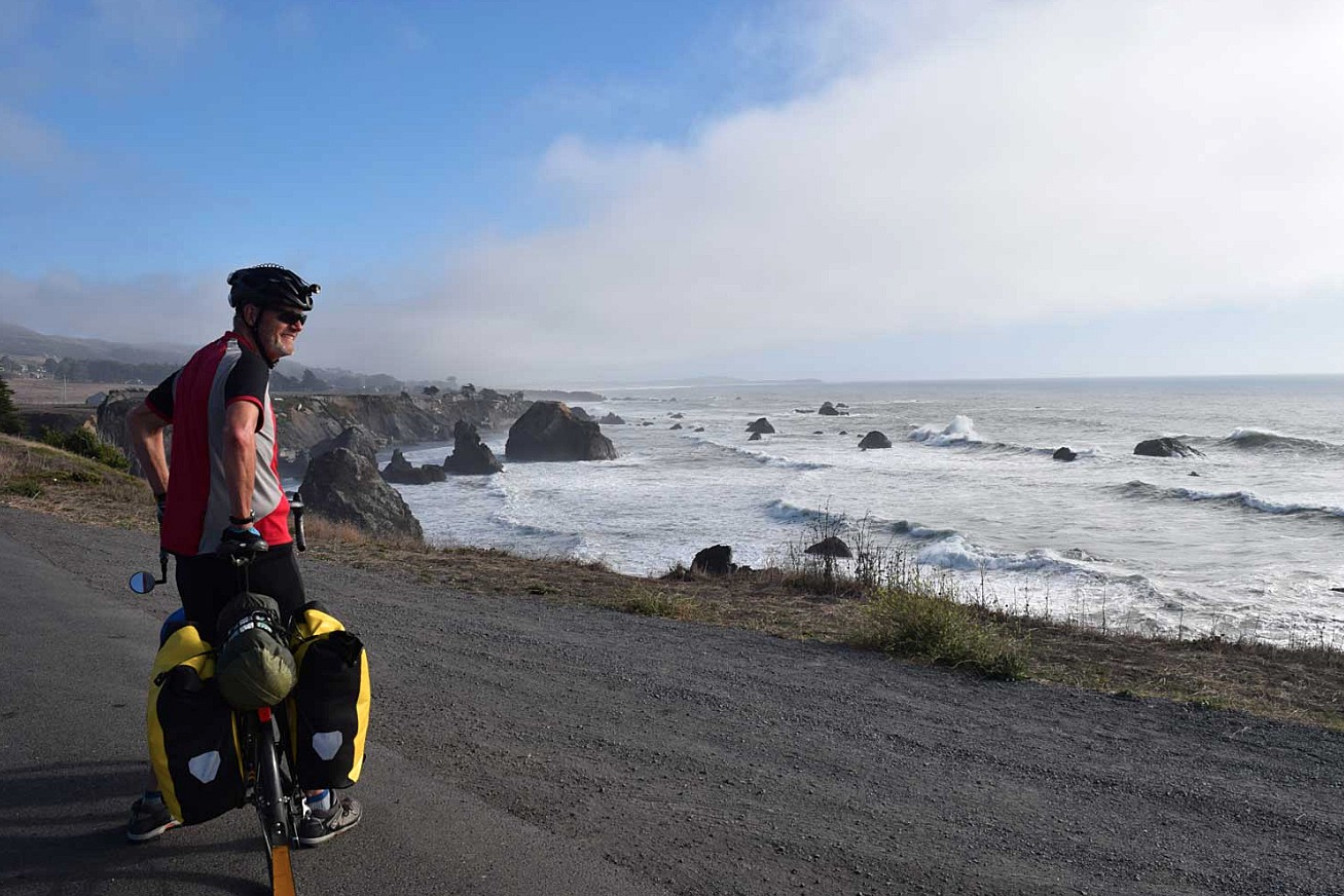 How To Bike The Pacific Coast From Canada To Mexico - Pacific Coast Bike Route Map California