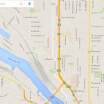 How To Get Driving Directions And More From Google Maps   Printable Driving Directions Map