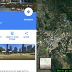How To Get Satellite View In Google Maps   Youtube   Google Maps Satellite Texas