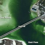 How To Get To Crab Island   My Crab Island Rentals, Tours & Things To Do   Crab Island Destin Florida Map