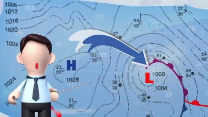 Texas Radar Map