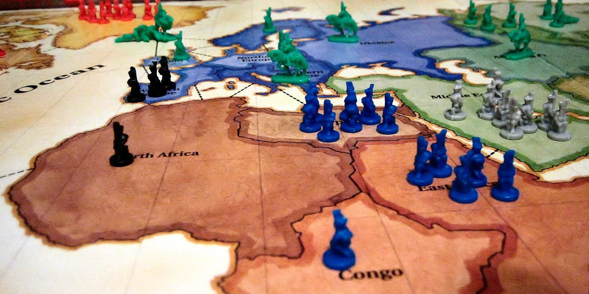 How To Use Math To Win At The Board Game Risk - Business Insider - Risk Board Game Printable Map