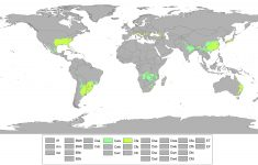 Humid Subtropical Climate – Wikipedia – Florida Building Code Climate Zone Map