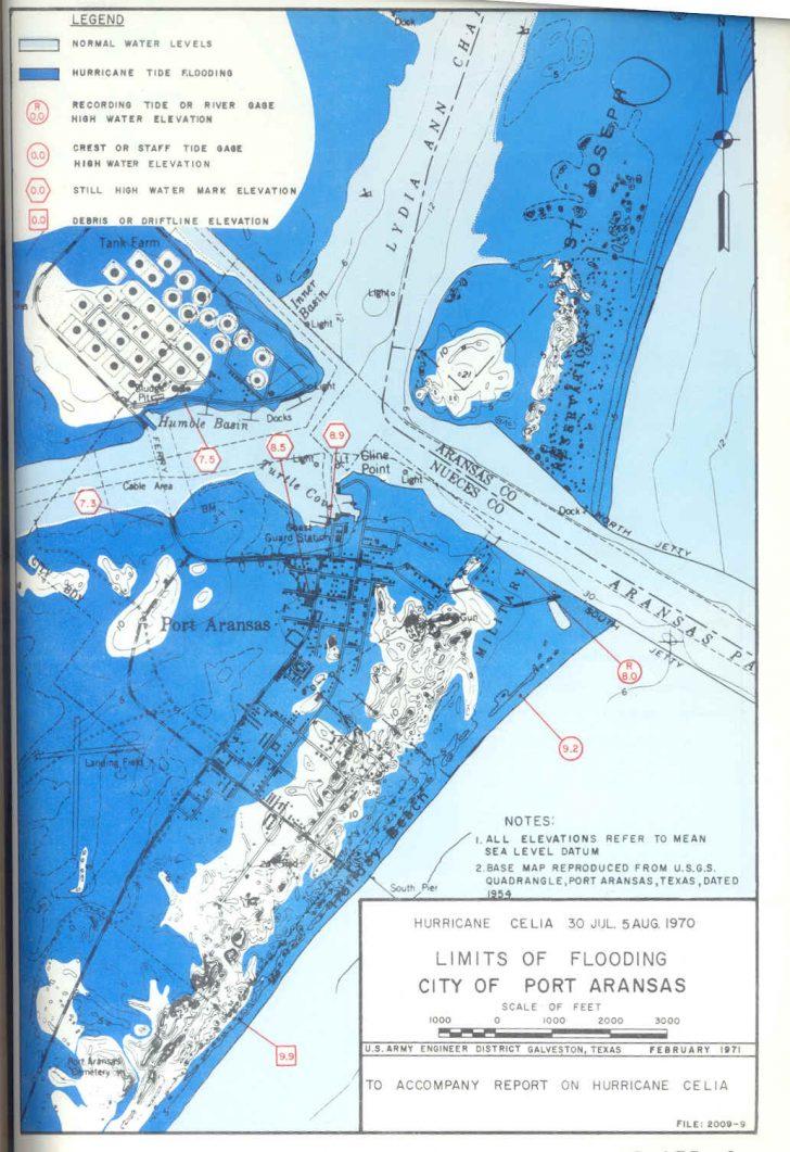 Clear Lake Texas Flood Map