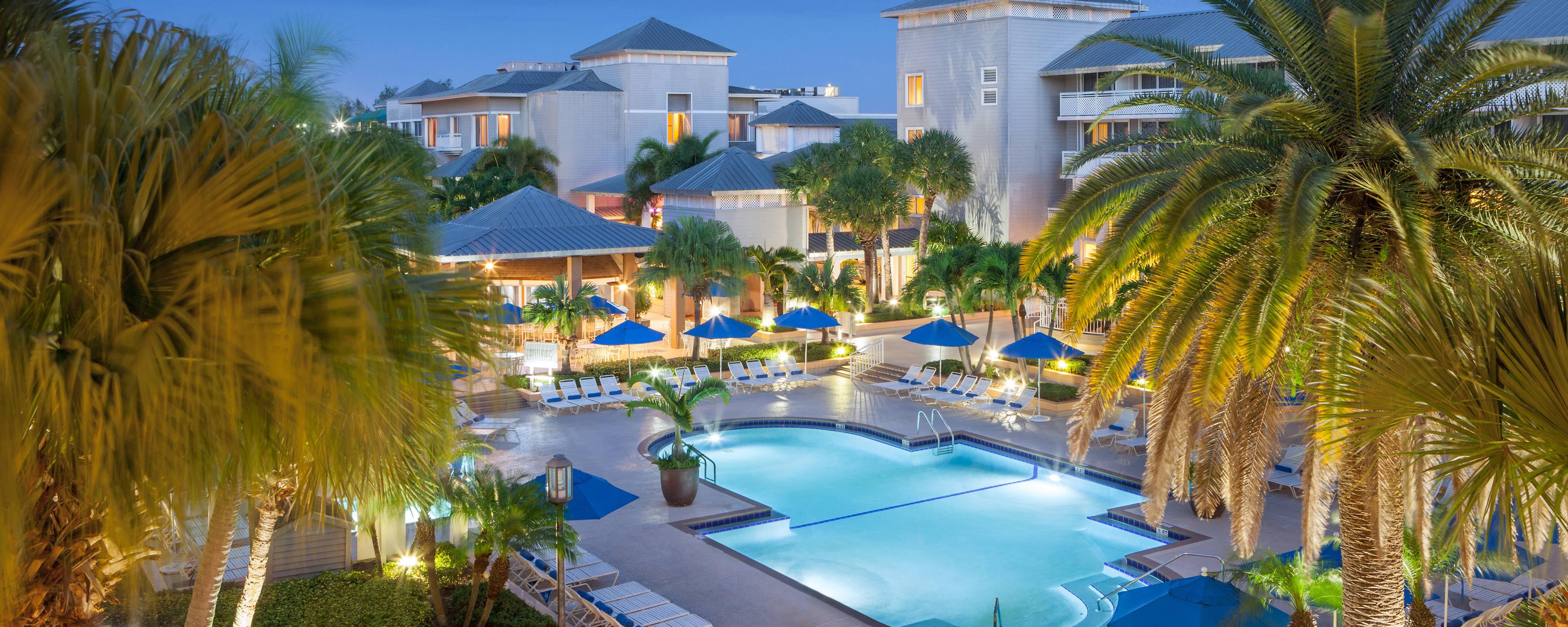 Hutchinson Island Hotel | Hutchinson Island Marriott Beach Resort - Hutchinson Island Florida Map