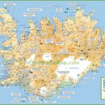 Iceland Tourist Map   Printable Tourist Map Of Iceland