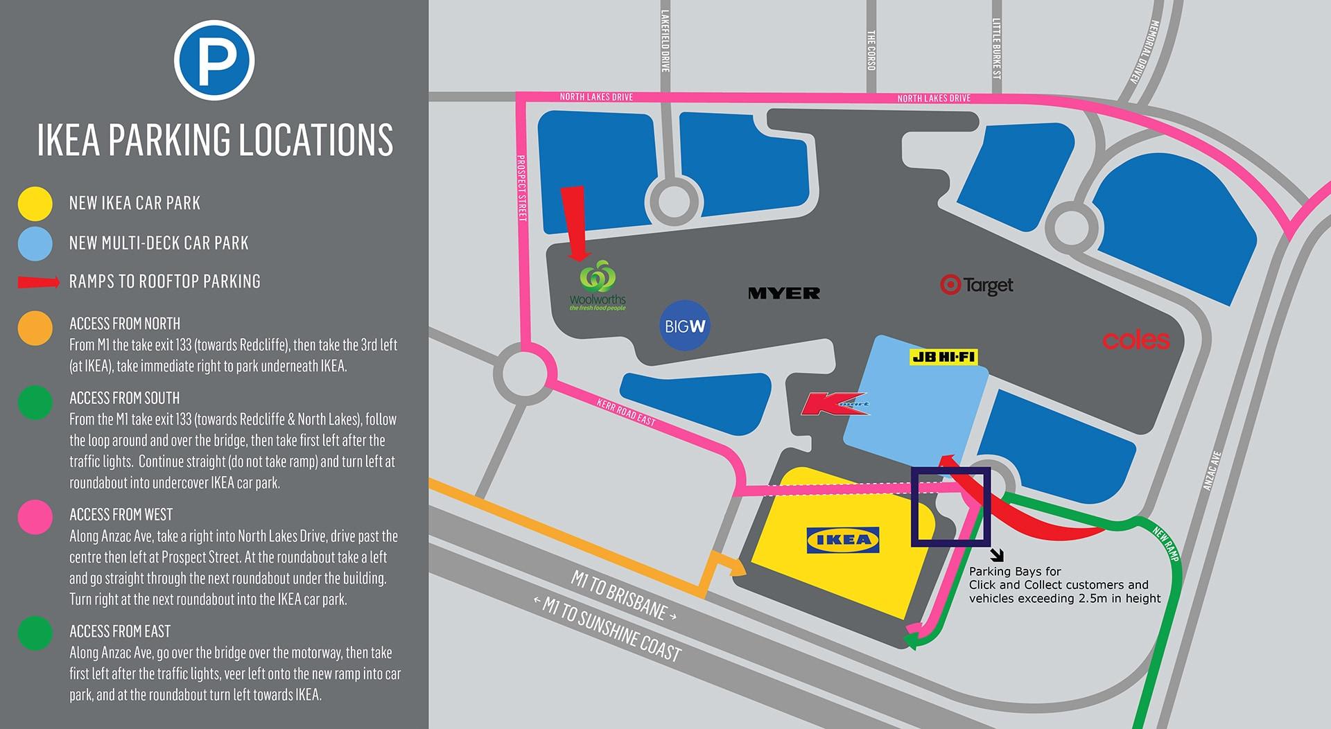 Ikea North Lakes - Ikea - Ikea Locations California Map