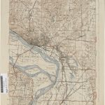 Illinois Historical Topographic Maps   Perry Castañeda Map   Printable Map Of Rockford Il