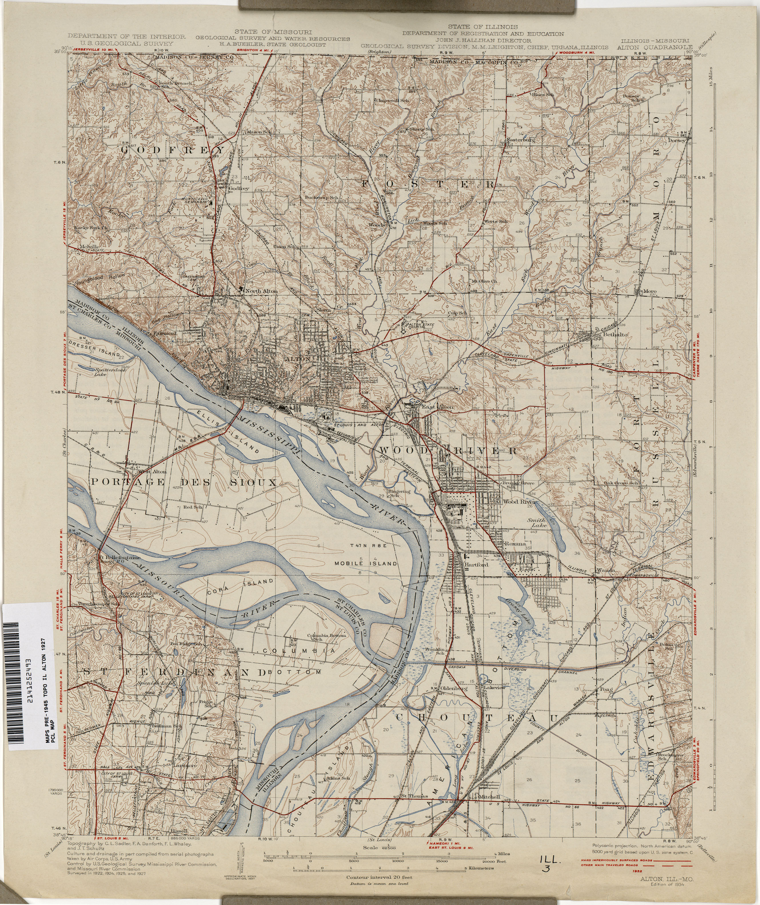 Illinois Historical Topographic Maps - Perry-Castañeda Map - Printable Map Of Rockford Il