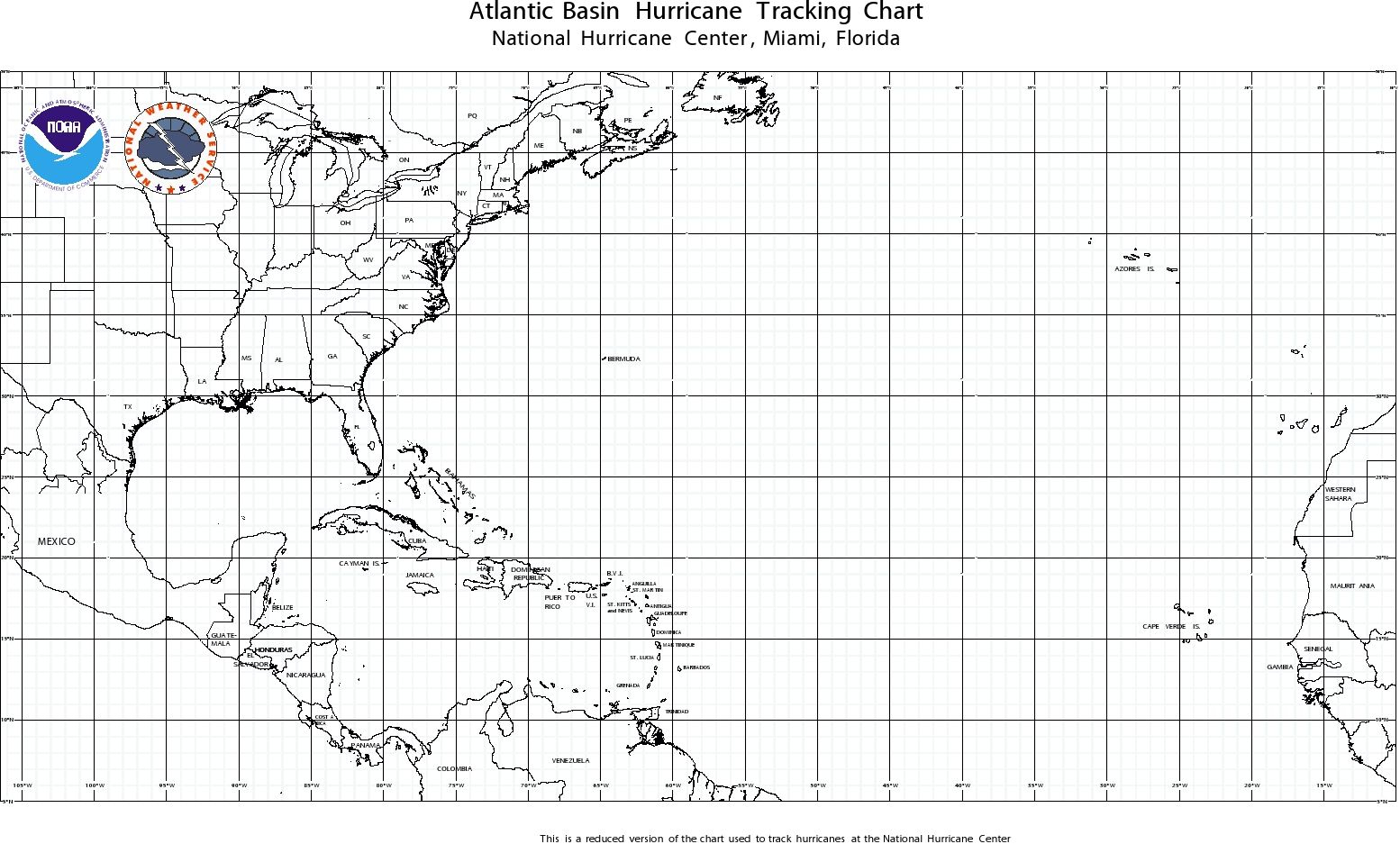 Image Result For Hurricane Tracking Map Printable   Prepping - Printable Hurricane Tracking Map