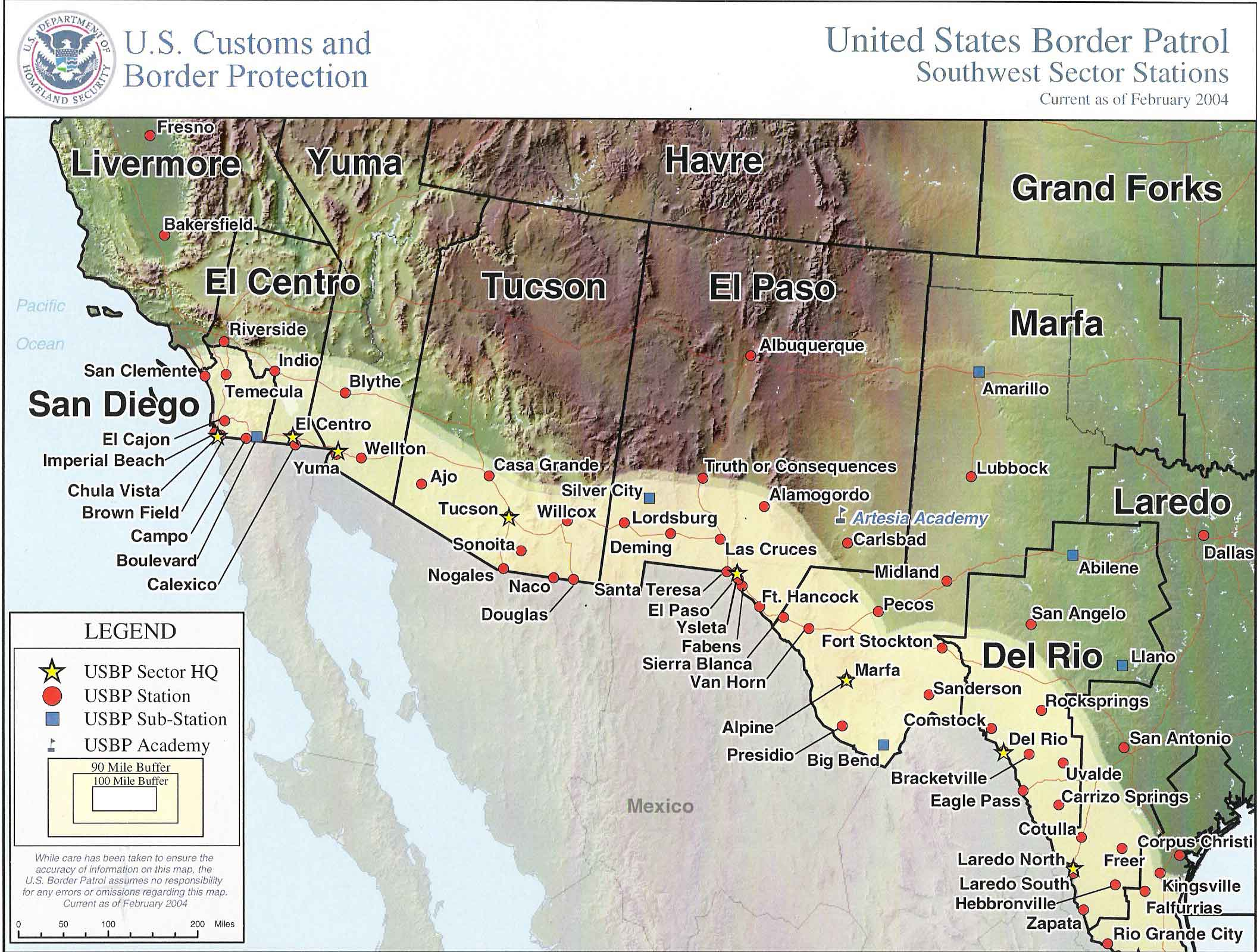 Immigration Checkpoints In Texas Map | Business Ideas 2013 - Immigration Checkpoints In Texas Map