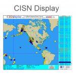 Index Map Of California Springs California Live Earthquake Map X   Earthquake California Index Map