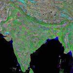 India Map And Satellite Image   Google Maps Satellite Texas