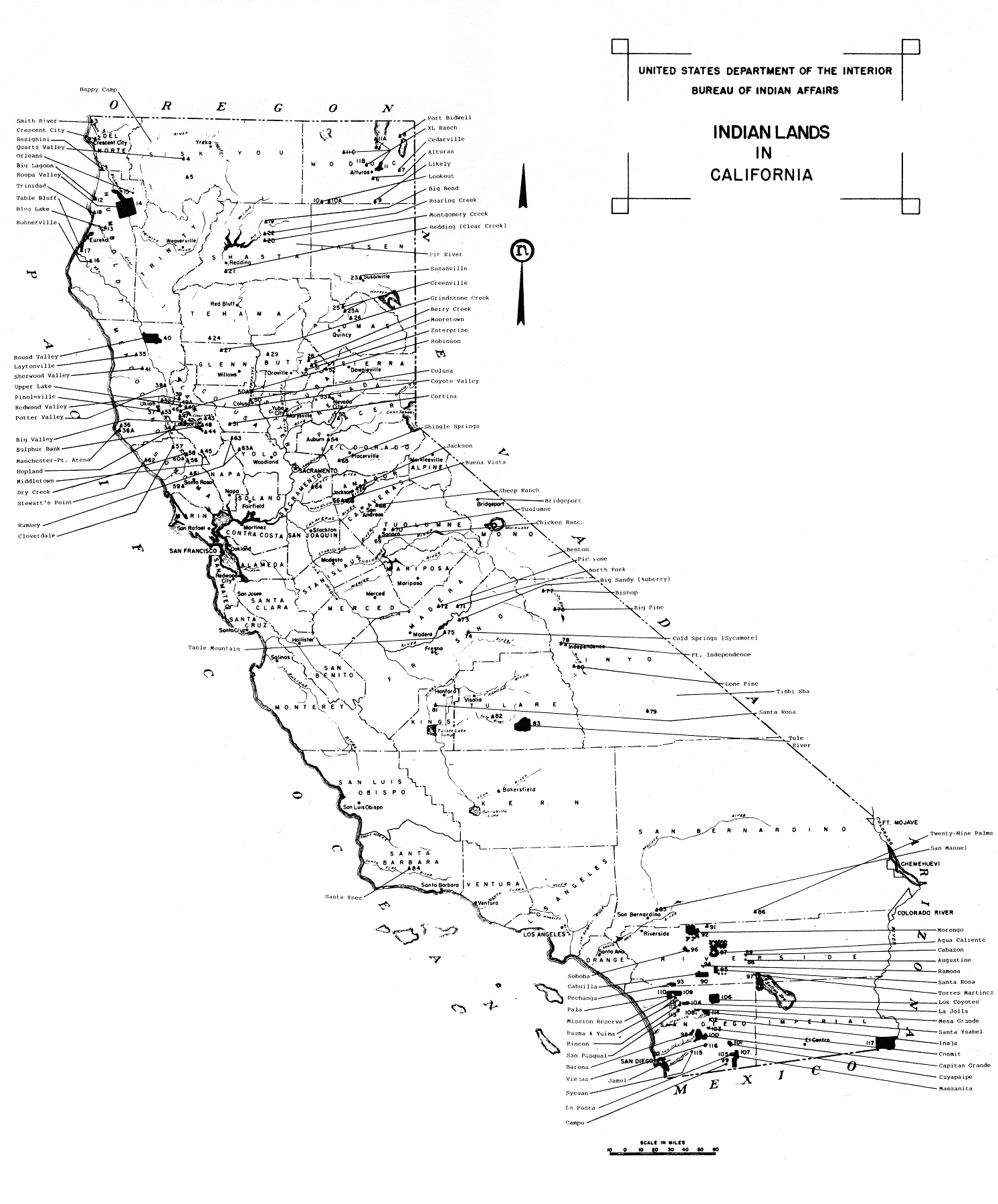 Indian New Of Maps California Map Black And White - Klipy - California Map Black And White