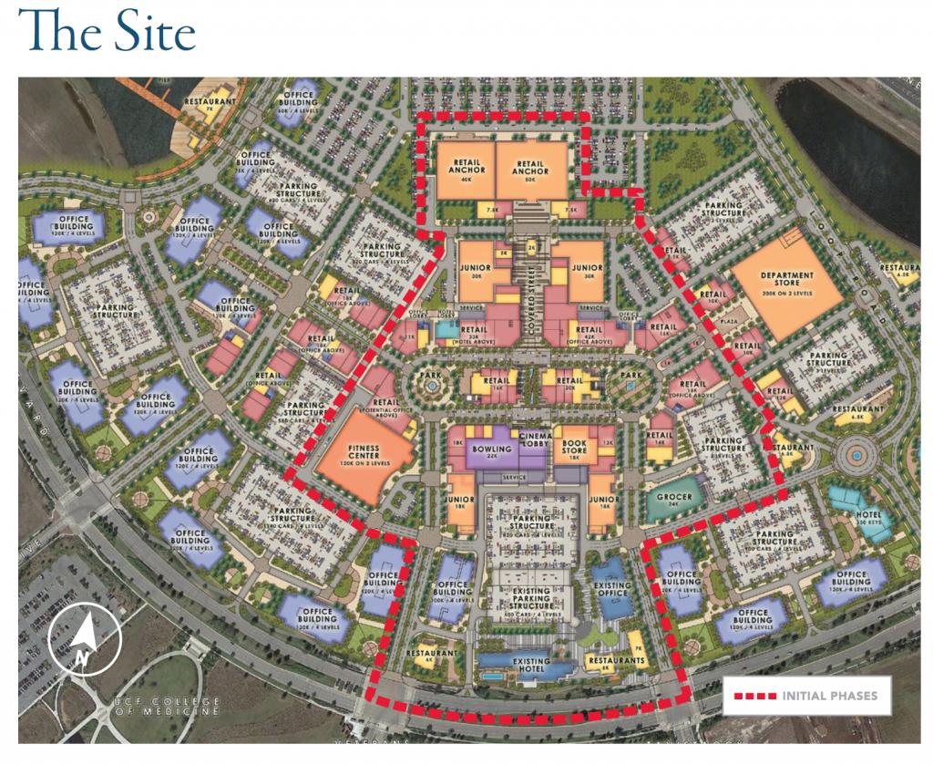 Inside Look At The Next Phase Of The Lake Nona Town Center - Lake - Lake Nona Florida Map