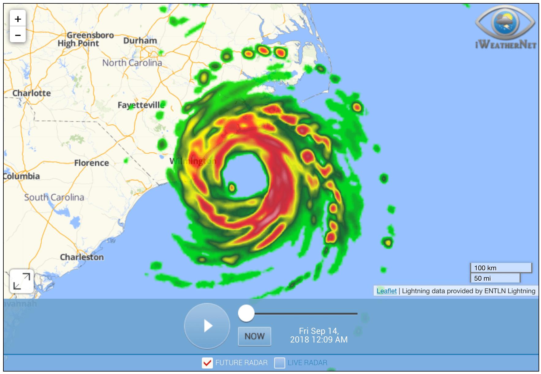 Interactive Future Radar Forecast Next 12 To 72 Hours - Radar Map For Houston Texas