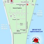 Interactive Map: Captiva, Florida (Amrc)   Captiva Florida Map
