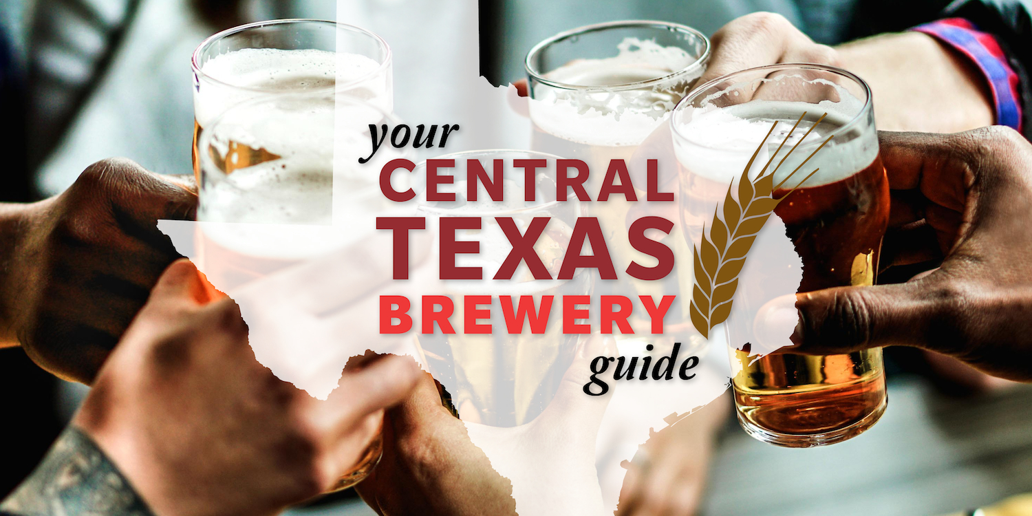 Interactive Map: Here Is Your Guide To More Than 80 Breweries In - Texas Breweries Map