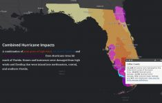 Interactive Story Map Shows Hurricane Impacts And Florida's – Florida Hurricane Damage Map