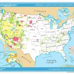 Intro To Federal Public Lands In The U.s.   California Public Lands Map