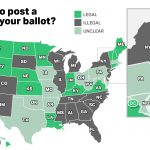 Is It Legal To Post A 'votie' In Your State? Check This Map | Techcrunch   Megan's Law California Map