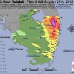 Isaac   Florida Weather Map Today
