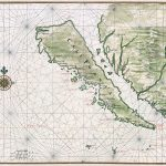 Island Of California   Wikipedia   Early California Maps