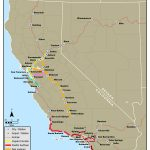 Issues California River Map Amtrak Southern California Map   Amtrak Map Southern California