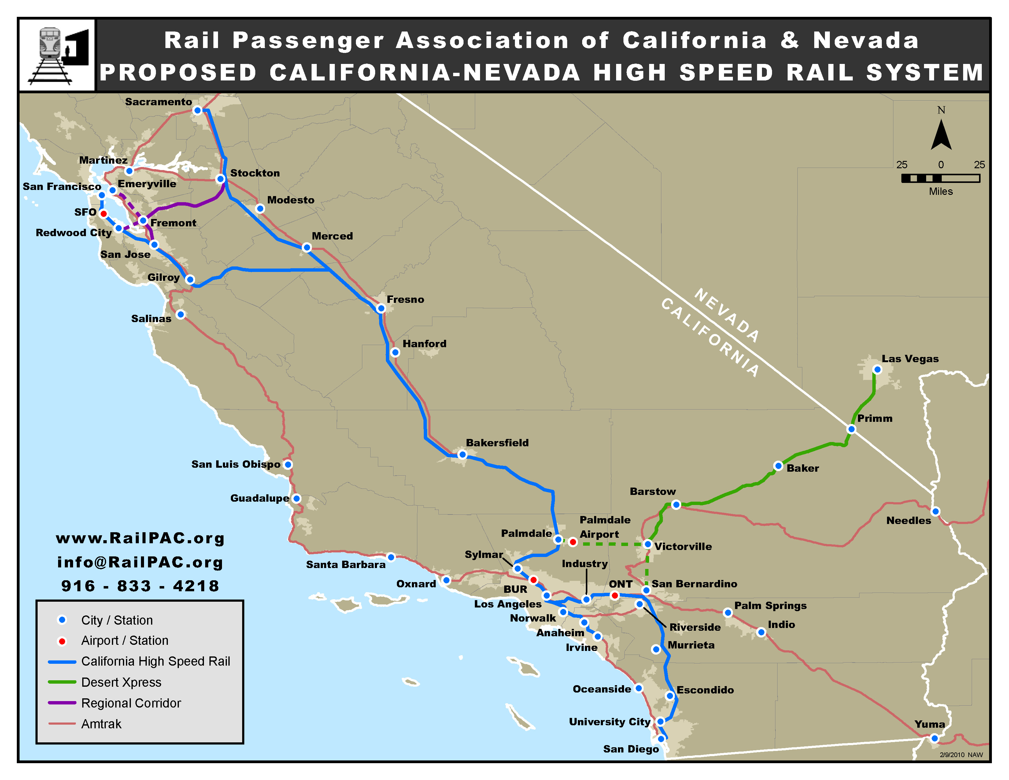 Issues California Road Map Amtrak Station Map California Printable - Amtrak Station Map California