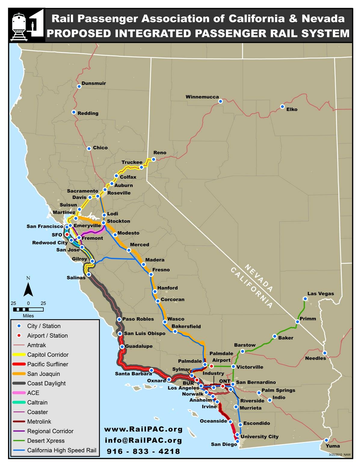 Issues Google Maps California Amtrak Route Map Southern California - Amtrak California Coast Map