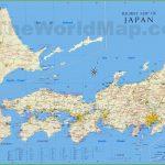 Japan Maps | Maps Of Japan   Large Printable Map Of Japan