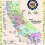 July 1, 2015 Map | Education | Pinterest | Camping, Camping Hacks   California State And National Parks Map