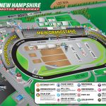 July Facility Map | Trip Planner | Nhms   Texas Motor Speedway Parking Map