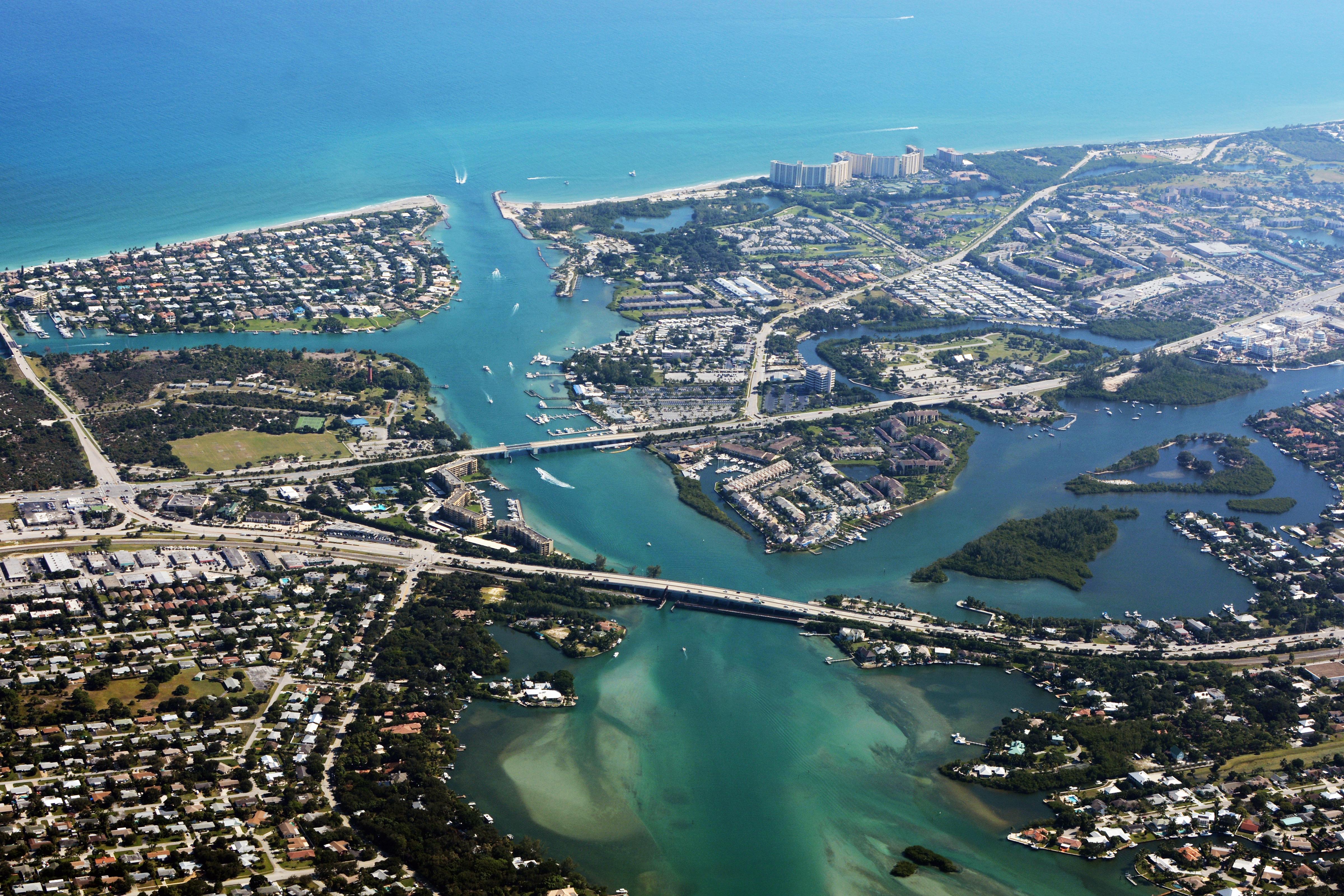 Jupiter, Florida - Wikipedia - Jupiter Beach Florida Map
