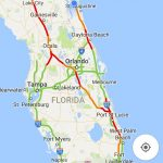 """Kevin Clark On Twitter: """"google Maps Showing Traffic On I 75 And I   Google Maps St Pete Beach Florida"""