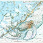 Keys Octopus   Florida Keys Nautical Map