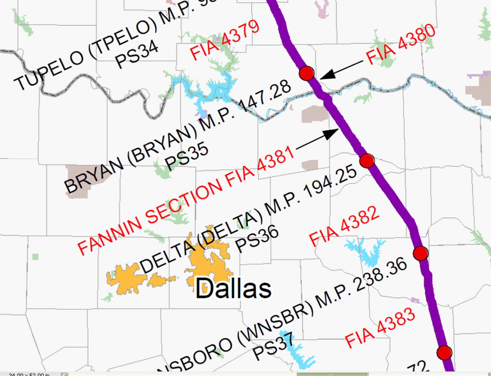 Keystone Xl Pipeline - Keystone Pipeline Map Texas