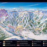 Kirkwood, Lake Tahoe Ski Trail Map – Free Downloadable Piste Maps.   Kirkwood California Map