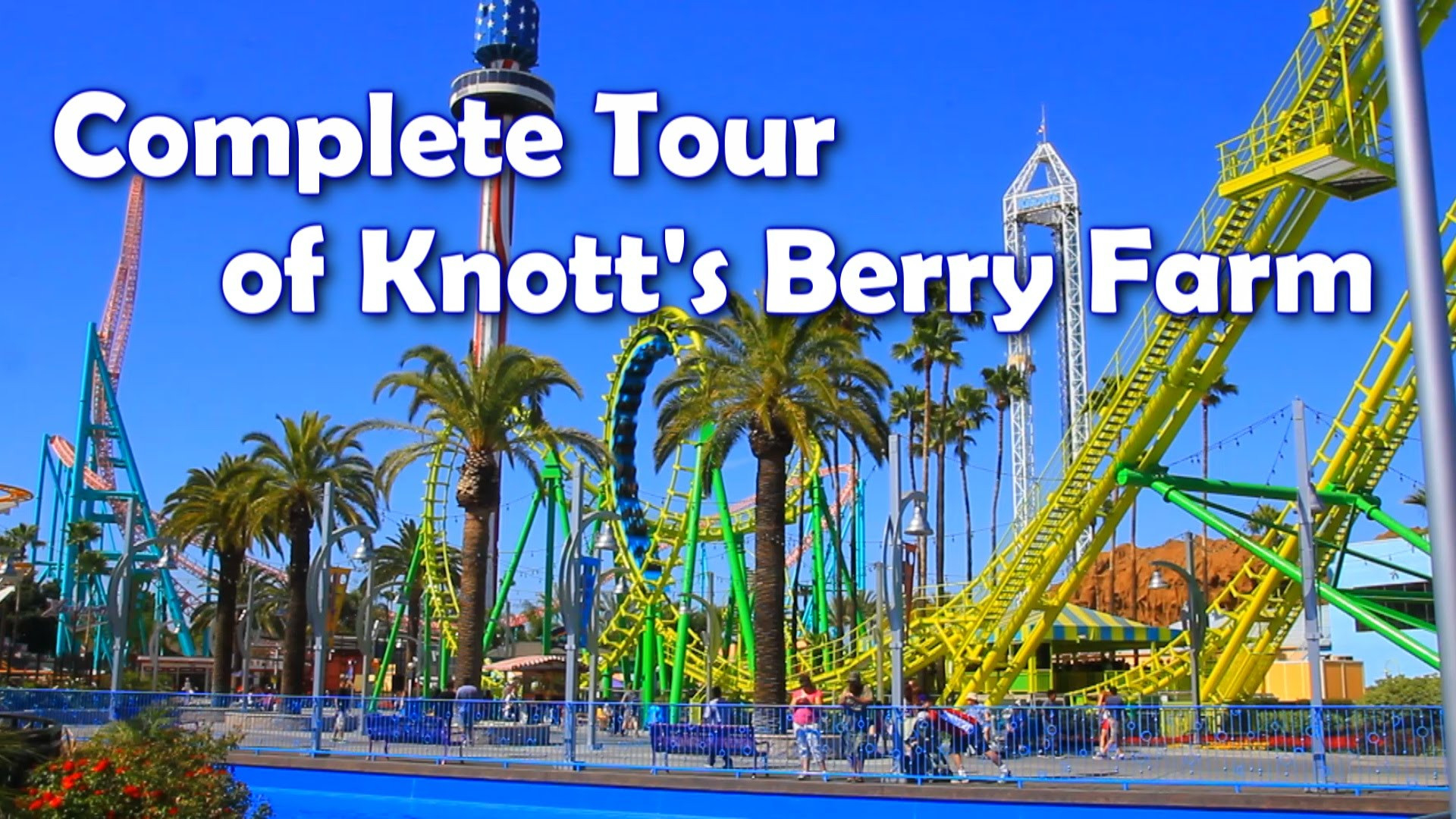 Knotts Berry Farm California Map New Map To Knotts Berry Farm 4K - Knotts Berry Farm Map California