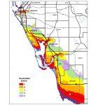 Know Your Hurricane Evacuation Zone | Wgcu News   Flood Zone Map Hillsborough County Florida