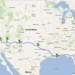 Korat: Road Trip From Miami, Fl To Seattle, Wa   Seattle To California Road Trip Map