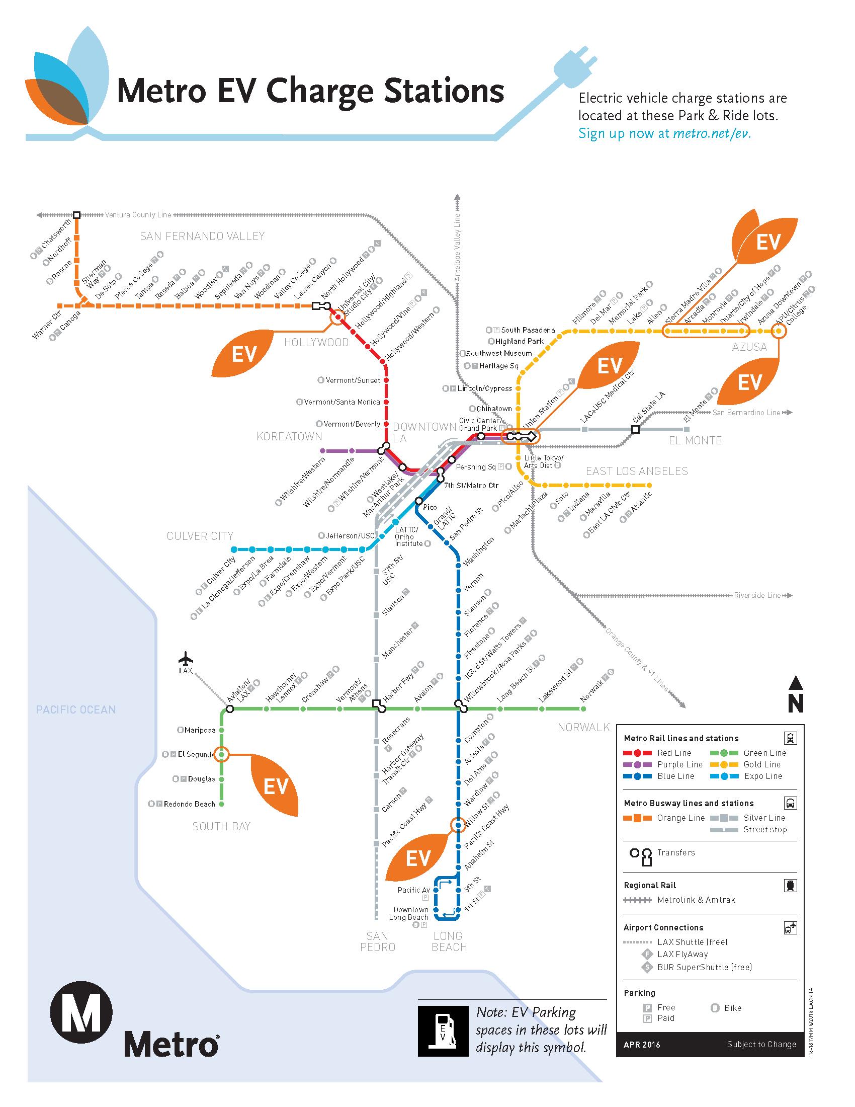 La Metro Home   Maps & Timetables - California Metro Map