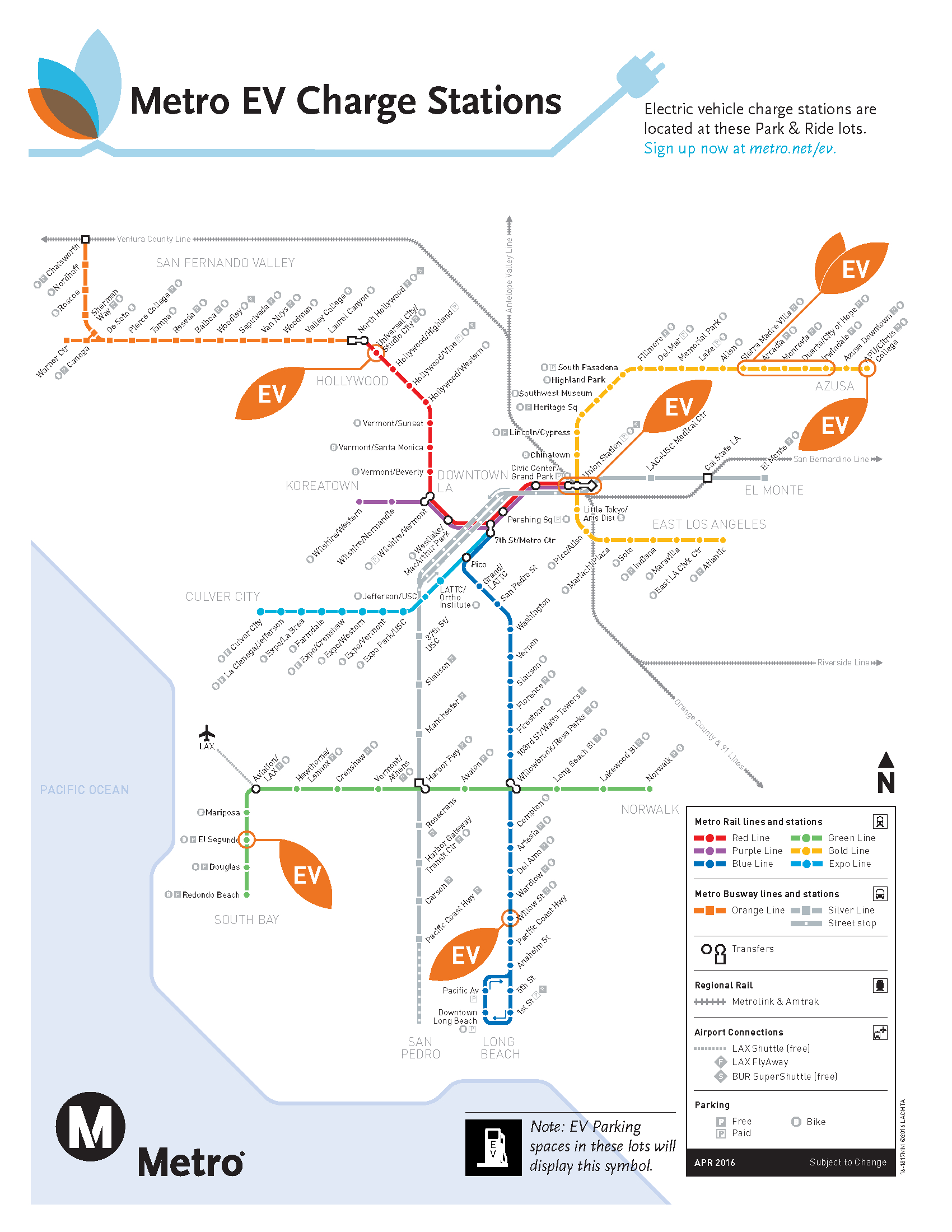 La Metro Home | Maps & Timetables - California Metro Rail Map