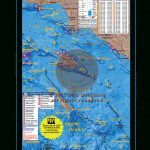 La / Orange County Offshore Banks   Baja Directions   Southern California Ocean Fishing Maps