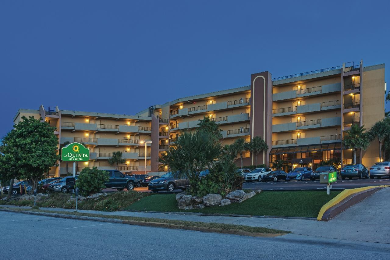 La Quinta Inn & Suites Cocoa Beach Oceanfront Near Cocoa Beach - Map Of Hotels In Cocoa Beach Florida
