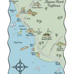Laguna Beach California Map   Klipy   Laguna Beach California Map