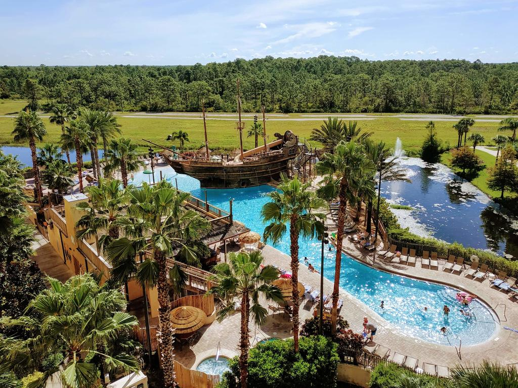 Lake Buena Vista Resort Near Disney, Orlando, Fl - Booking - Map Of Lake Buena Vista Florida Hotels